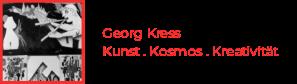 Georg Kress | Kunst . Kosmos . Kreativität